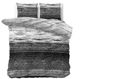 Luxe dekbedovertrekken in diverse prints | Keuze uit 3 maten  Panter Stijl- Antraciet