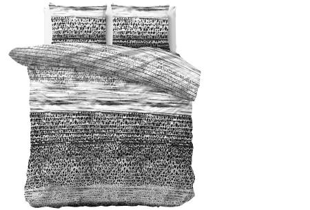 Luxe dekbedovertrekken in diverse prints | Keuze uit 3 maten  Panter Stijl - Grijs