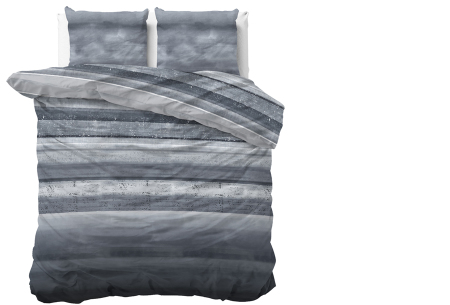 Luxe dekbedovertrekken in diverse prints | Keuze uit 3 maten  Marcus - Blauw