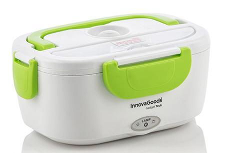 InnovaGoods elektrische lunchboxen | Een warme maaltijd zonder magnetron! #C