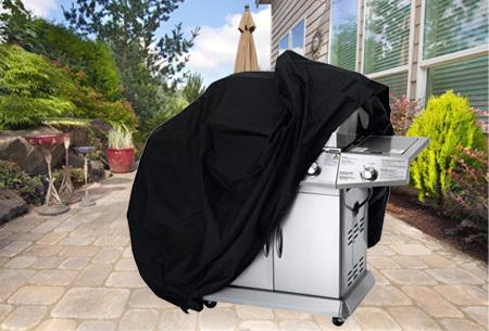 Barbecue beschermhoes nu met korting!