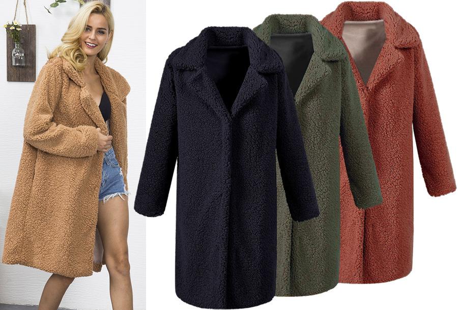 Lange teddy jas <br/>EUR 39.99 <br/> <a href='https://tc.tradetracker.net/?c=24550&m=1018105&a=230468&u=https%3A%2F%2Fwww.vouchervandaag.nl%2Flange-teddy-jas-coat-dames' target='_blank'>bekijk product</a>