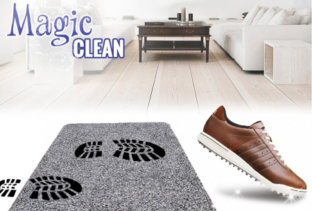 Magic Clean droogloopmat nu in de sale