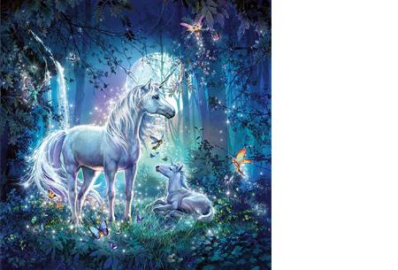 Diamond painting - dieren versie | De nieuwste en ontspannende doe-het-zelf trend! #2 eenhoorn