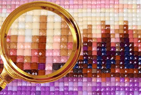 Diamond painting - dieren versie | De nieuwste en ontspannende doe-het-zelf trend!