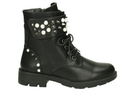 Biker boots | Diverse modellen in maat 36 t/m 41 yf0534