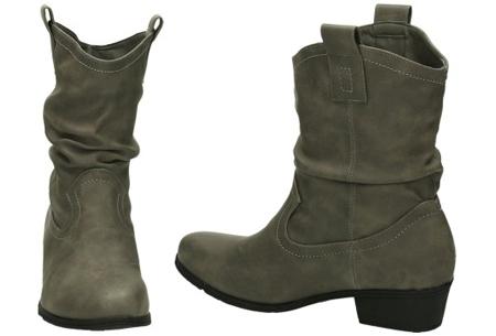 Cowboy boots | Trendy laarzen met western look