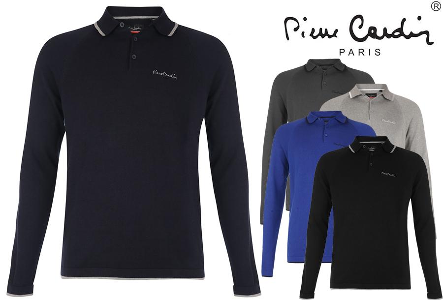 Pierre Cardin polo met lange mouwen in de sale <br/>EUR 14.99 <br/> <a href='https://tc.tradetracker.net/?c=24550&m=1018105&a=230468&u=https%3A%2F%2Fwww.vouchervandaag.nl%2Fpierre-cardin-polo-lange-mouwen-heren' target='_blank'>bekijk product</a>