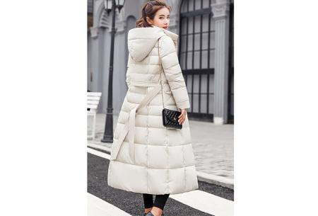 Lange dames winterjas | Houd jou heerlijk warm tijdens koude winterdagen