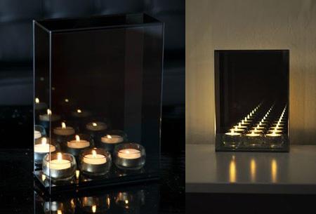 Endless Light Infinity cube | Voor een oneindig sfeerlicht 3 lights