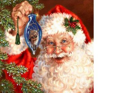 Diamond painting kersteditie in 18 uitvoeringen | De nieuwste en ontspannende doe-het-zelf trend! #1