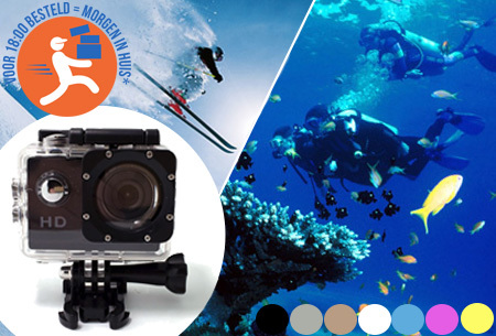 Sport HD 1080P Action camera