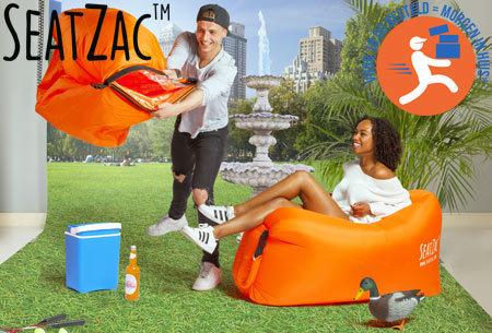 SeatZac zelfopblaasbare sofa