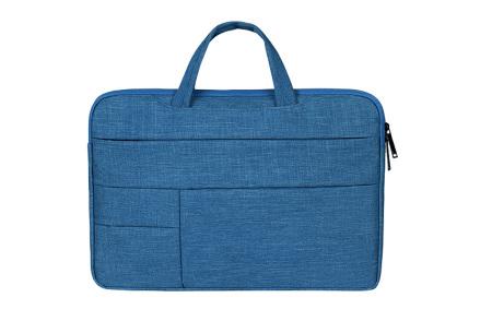 Laptoptas | Luxe tas voor je laptop verkrijgbaar in 4 formaten Blauw