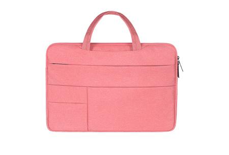 Laptoptas | Luxe tas voor je laptop verkrijgbaar in 4 formaten Roze