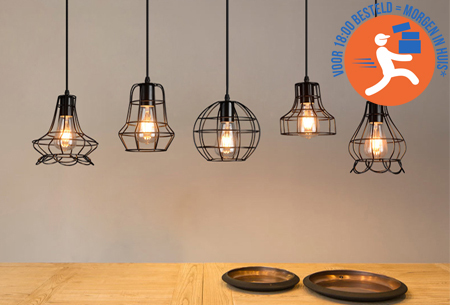 Hanglamp Meerdere Lampen : Hanglampen vouchervandaag