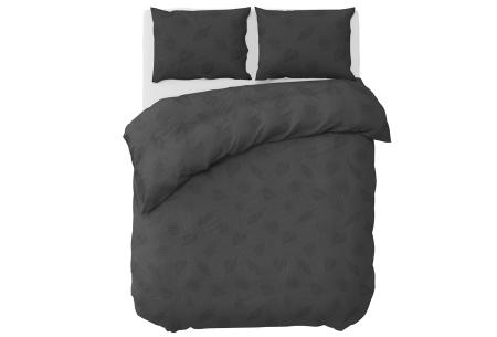 Pierre Cardin dekbedovertrekken Embossed | Luxe, comfort & stijl in één!