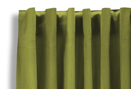 Lifa Living verduisterende gordijnen | Kant & klaar verkrijgbaar in 10 kleuren en 2 maten mint haken