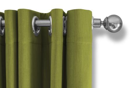 Lifa Living verduisterende gordijnen | Kant & klaar verkrijgbaar in 10 kleuren en 2 maten mint ringen