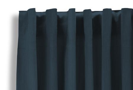 Lifa Living verduisterende gordijnen | Kant & klaar verkrijgbaar in 10 kleuren en 2 maten teal haken