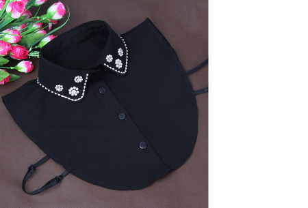 Diamond blouse kraagjes | Losse kraagjes voor onder je trui - 16 verschillende kleuren/prints #2