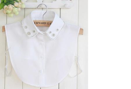Diamond blouse kraagjes | Losse kraagjes voor onder je trui - 16 verschillende kleuren/prints #3