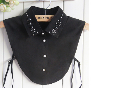 Diamond blouse kraagjes | Losse kraagjes voor onder je trui - 16 verschillende kleuren/prints #4