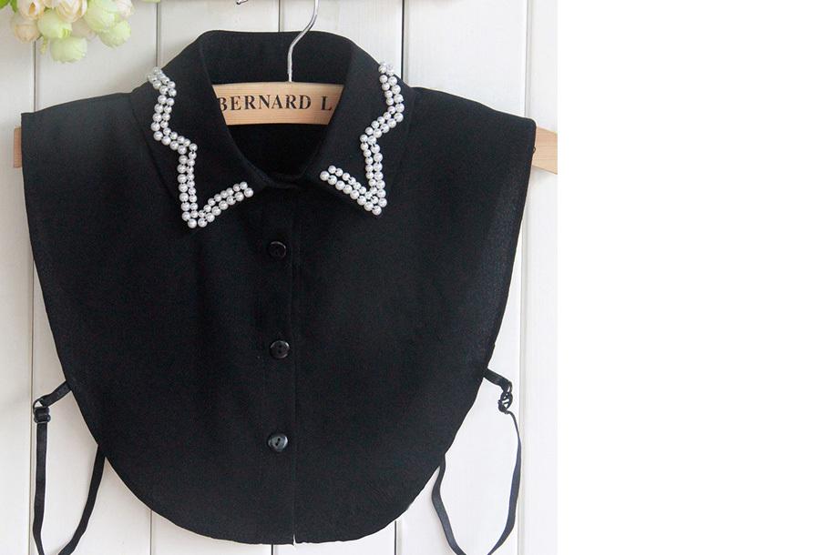 Diamond blouse kraagjes #7