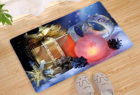 Kerst deurmat in 19 uitvoeringen | Verwelkom je kerstgasten in stijl! #15