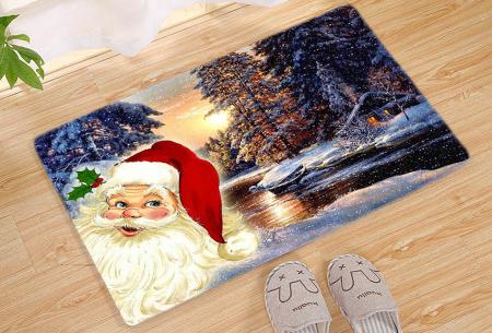 Kerst deurmat in 19 uitvoeringen | Verwelkom je kerstgasten in stijl! #5