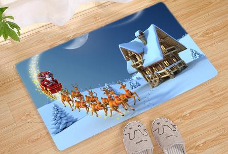 Kerst deurmat in 19 uitvoeringen | Verwelkom je kerstgasten in stijl! #7