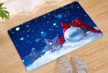 Kerst deurmat in 19 uitvoeringen | Verwelkom je kerstgasten in stijl! #11