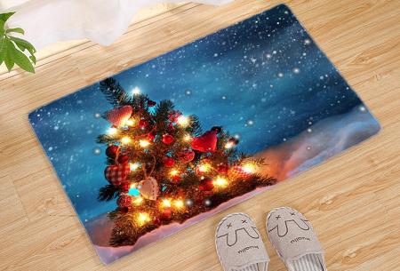 Kerst deurmat in 19 uitvoeringen | Verwelkom je kerstgasten in stijl! #4
