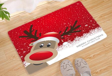 Kerst deurmat in 19 uitvoeringen | Verwelkom je kerstgasten in stijl! #2