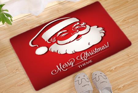 Kerst deurmat in 19 uitvoeringen | Verwelkom je kerstgasten in stijl! #18