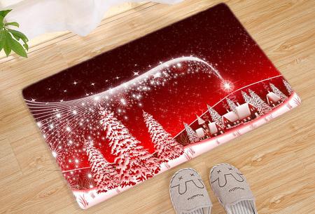 Kerst deurmat in 19 uitvoeringen | Verwelkom je kerstgasten in stijl! #16