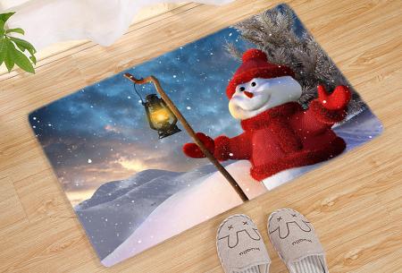 Kerst deurmat in 19 uitvoeringen | Verwelkom je kerstgasten in stijl! #8