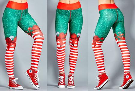 Kerstlegging | Steel de show met deze originele & leuke kerstleggings #A