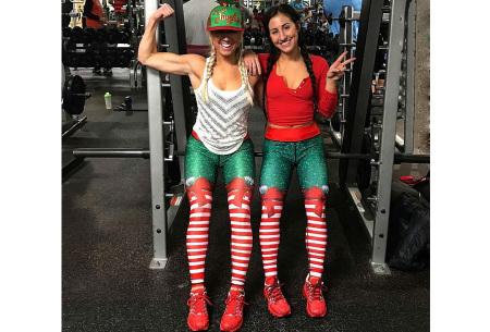 Kerstlegging | Steel de show met deze originele & leuke kerstleggings