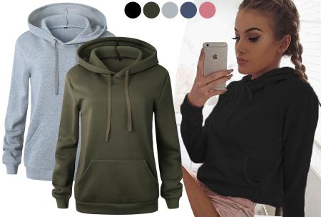 Cozy hoodie nu in de sale - profiteer snel van de korting