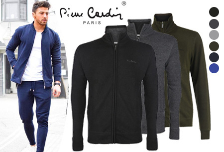 Pierre Cardin herenvest - in de SALE
