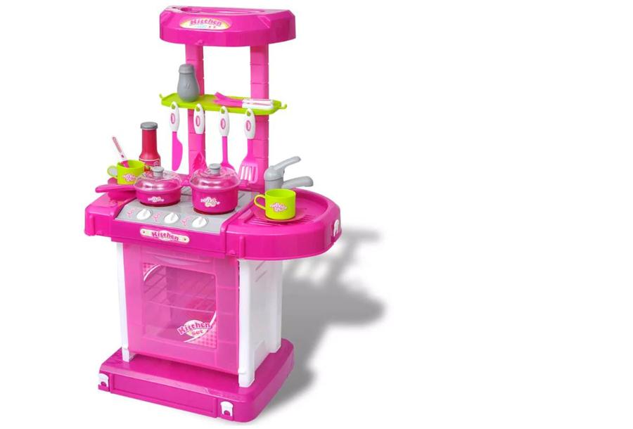 Speelkeuken #A - Roze