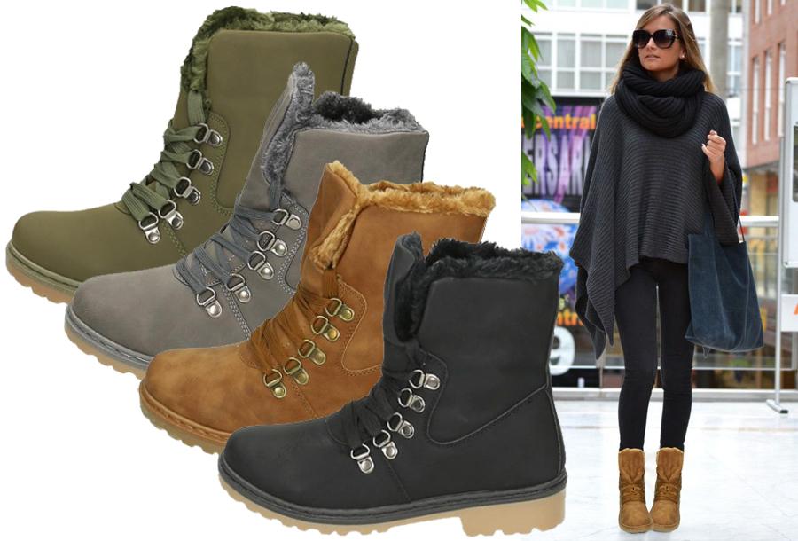 Cozy boots nu in de aanbieding met hoge korting
