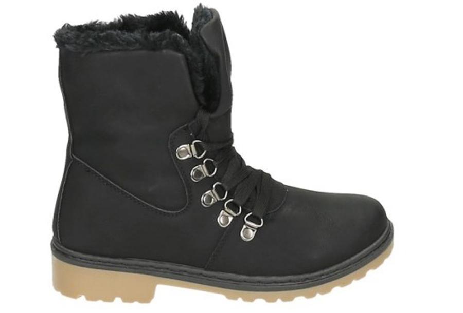 Cozy boots Maat 41 - Zwart