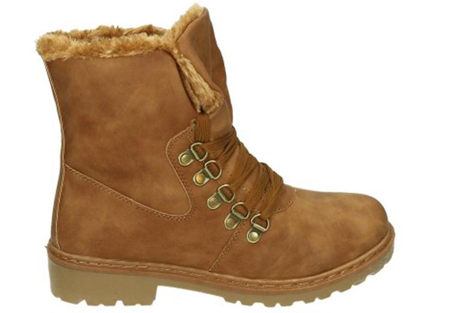 Cozy boots Maat 41 - Camel
