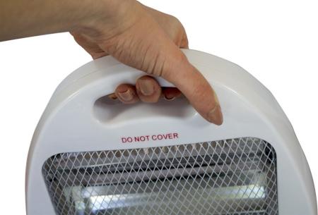 Bellson heater | Aangename warmte waar jij maar wilt - Ideaal voor koude ruimtes!