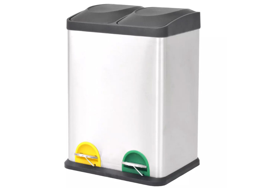 Recycle prullenbak Model #1 - 36 liter