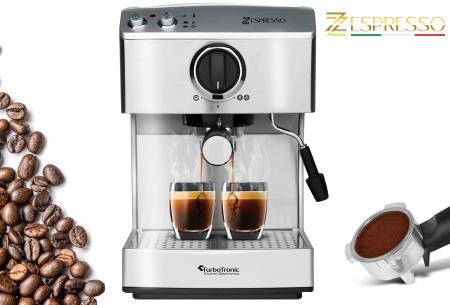 TurboTronic Zespresso Koffiemachine - in de aanbieding