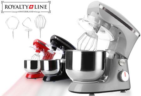 Keukenmachine van Royalty Line met mega voordeel