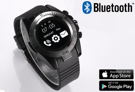 Solid smartwatch nu in de uitverkoop met korting